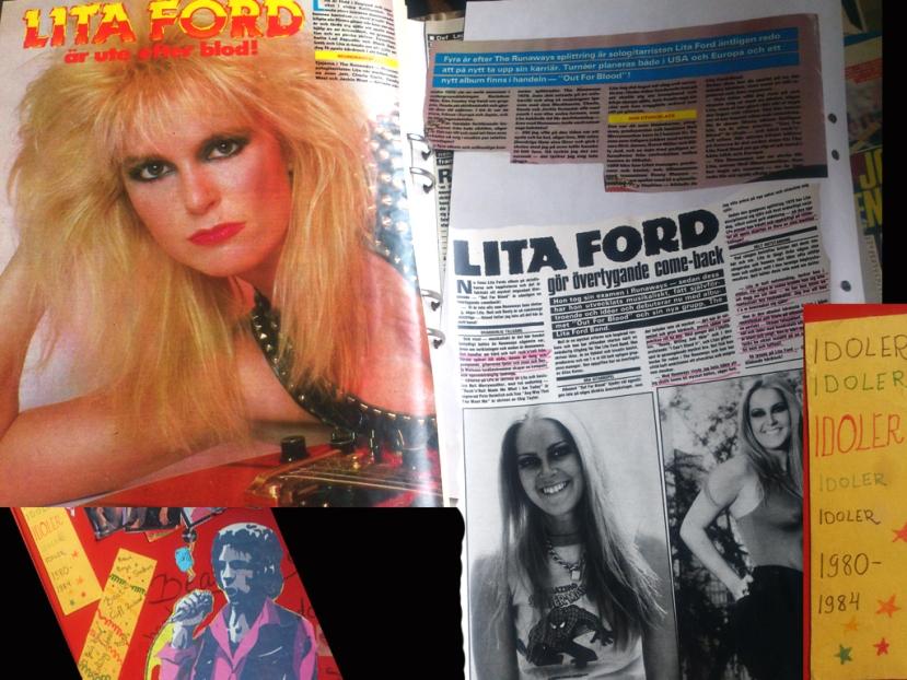 Scrapbook 1984