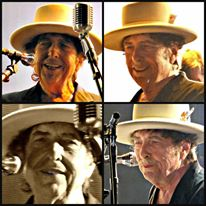 Bob Dylan - yes, he CAN smile :D